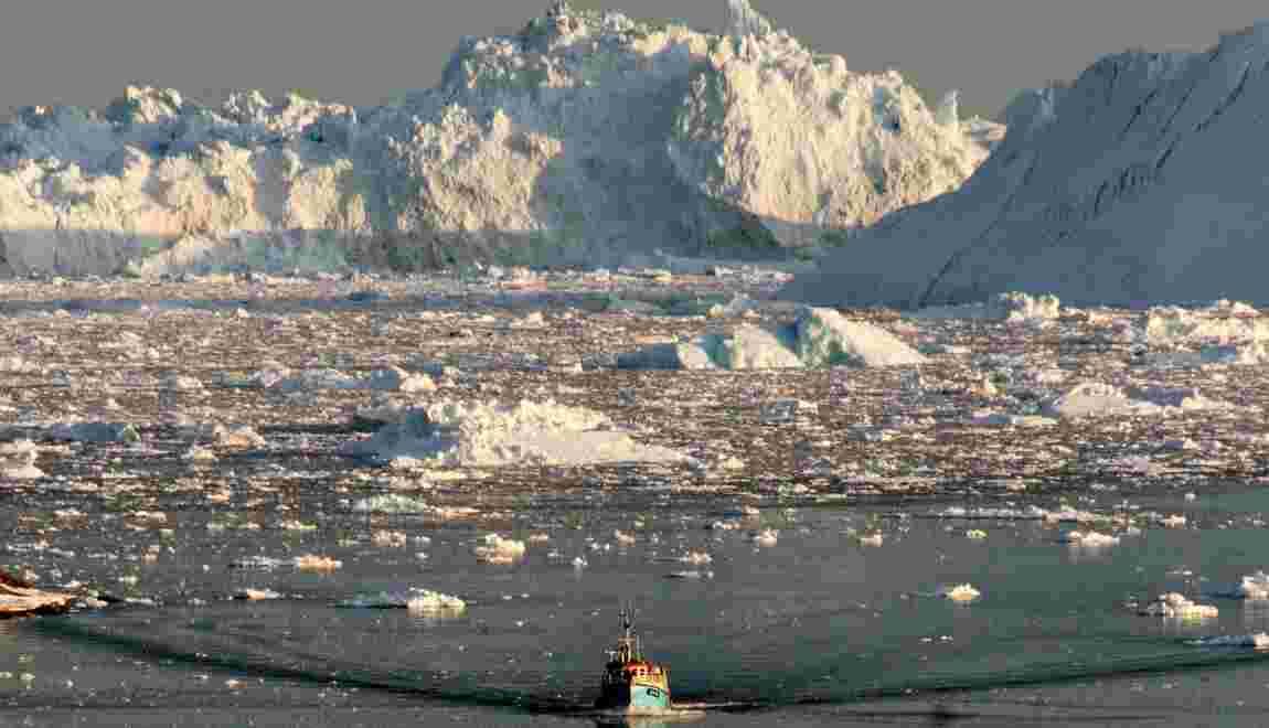 """Arctique: au Groenland, les pays riverains réaffirment leur dialogue """"pacifique"""""""