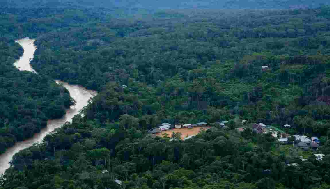 Equateur : à Sarayaku, chez les défenseurs de la forêt vivante