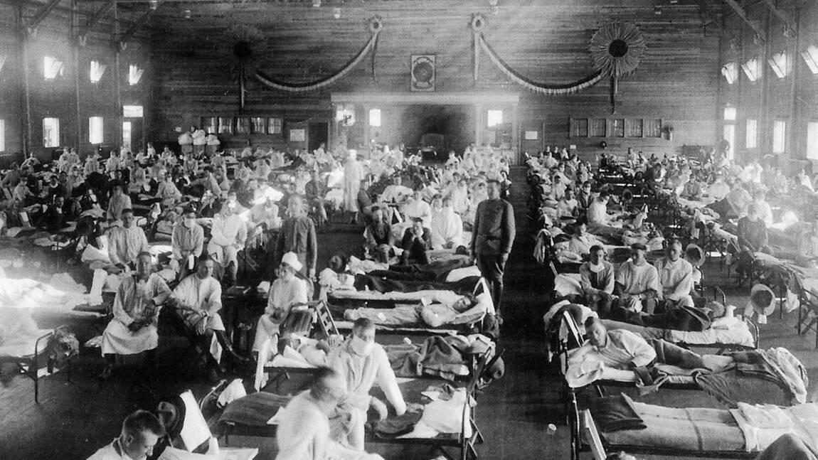 La grippe espagnole : le tueur invisible de 1918
