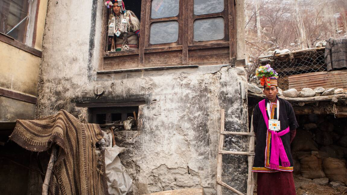 Au Ladakh, les mystérieux descendants d'Alexandre le Grand