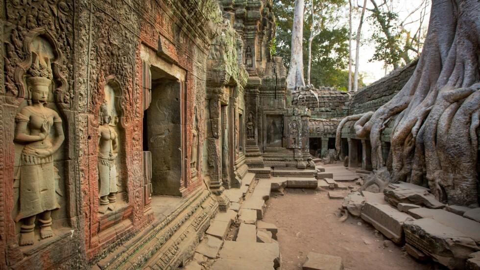 Angkor : les aventuriers de la cité perdue