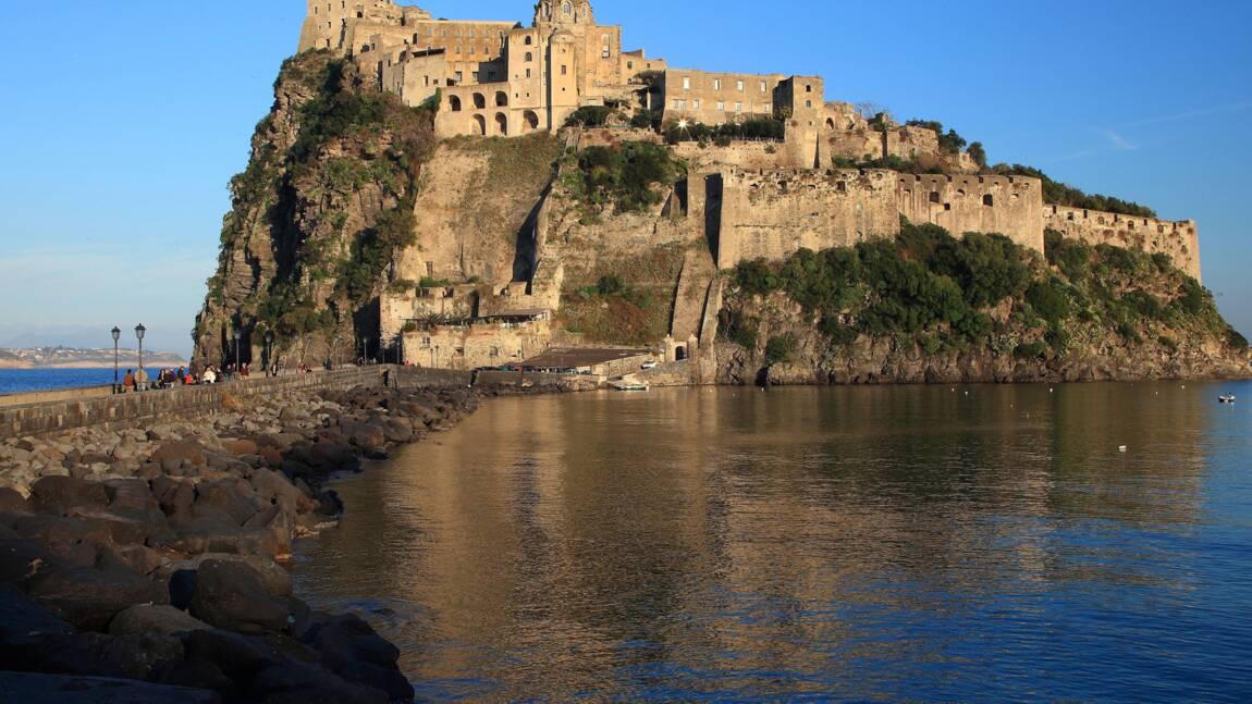 """Ischia, l'""""isola verde"""" a gardé le feu sacré"""