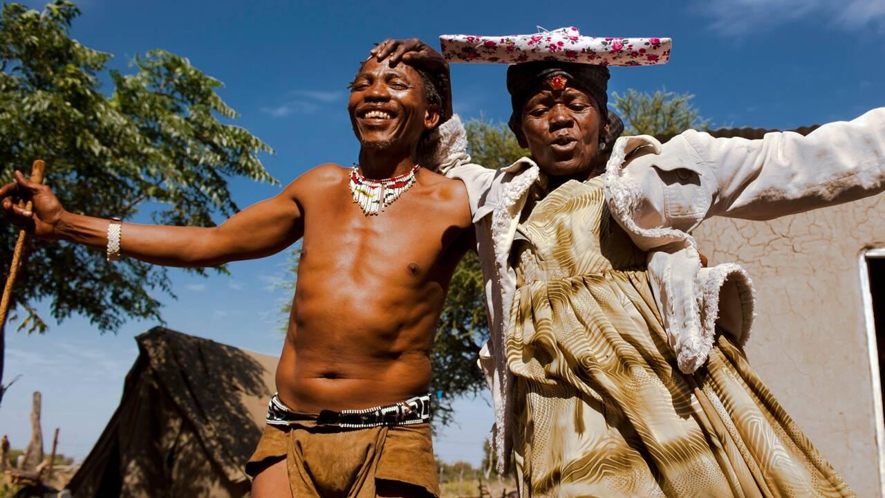 Botswana : première victoire pour le peuple San