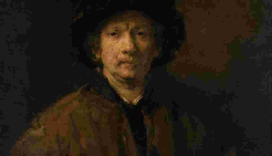Rembrandt, entre ombre et lumière