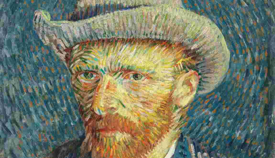 Van Gogh, de l'art et du mysticisme