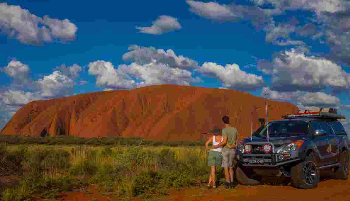 Uluru, la montagne magique
