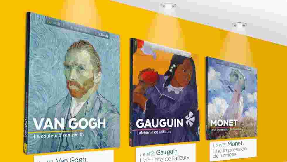 """Avec le """"Musée idéal"""", GEO vous emmène visiter des expositions inédites !"""