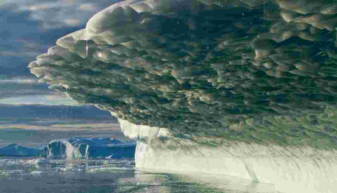 Climat: seulement 5% de chances de limiter le réchauffement à 2°C