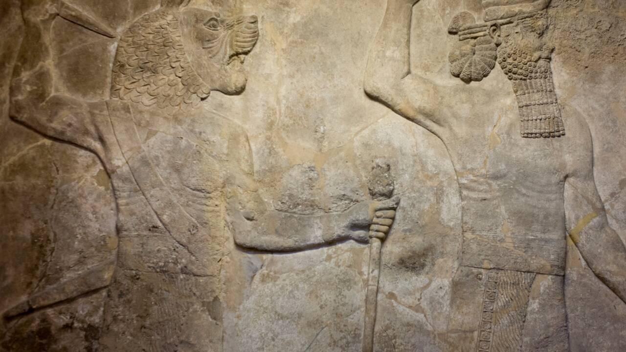 Comment des archéologues irakiens se préparent à sauver le patrimoine de Mossoul