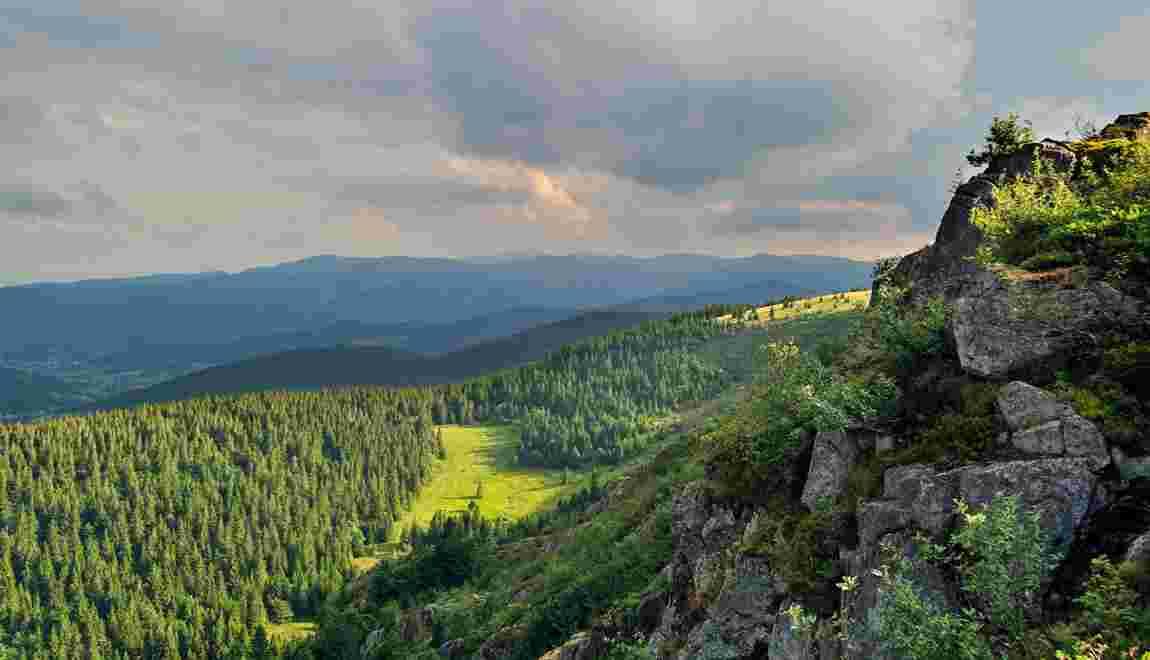 Bas-Rhin : le Donon, fief des dieux des Vosges et de la forêt