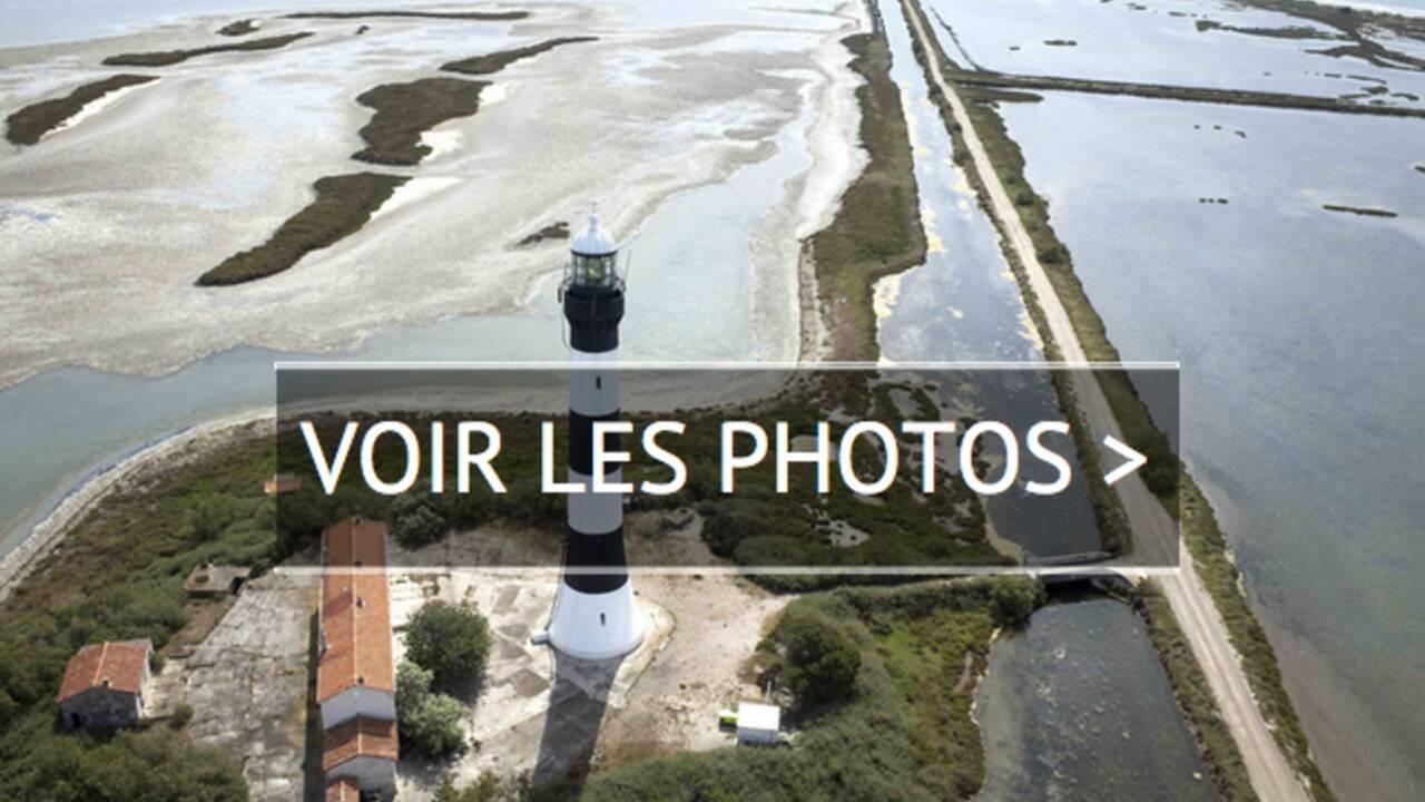PHOTOS - La Camargue, entre sel et ciel