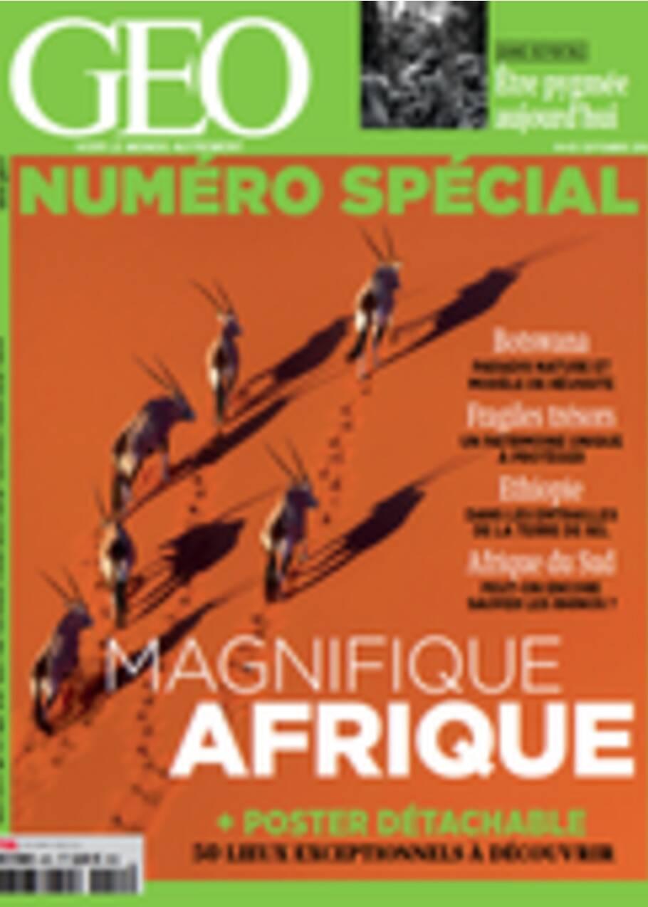 Les fragiles trésors de l'Afrique