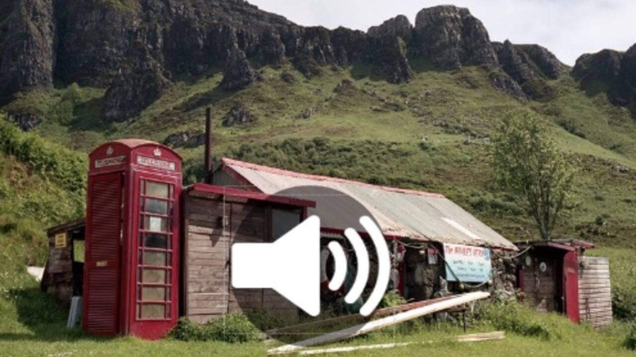 Ecosse : Eigg, l'île rachetée par ses habitants