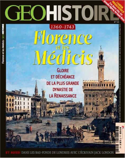 Retrouvez l'intégralité de ce reportage dans le magazine GEO HISTOIRE n°23