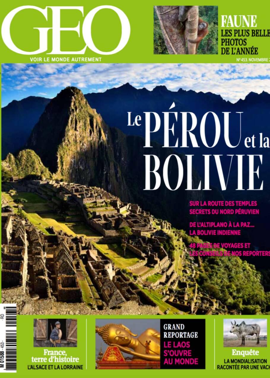 PHOTOS - Bolivie : voyage dans la Media Luna