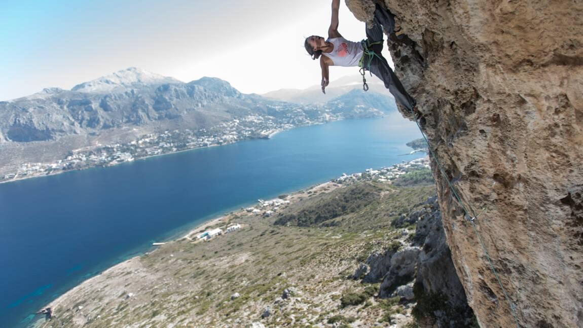 Kalymnos : la dolce vita pour les amateurs d'escalade