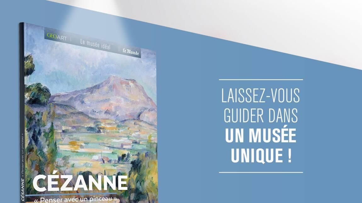 Cézanne - Penser avec un pinceau