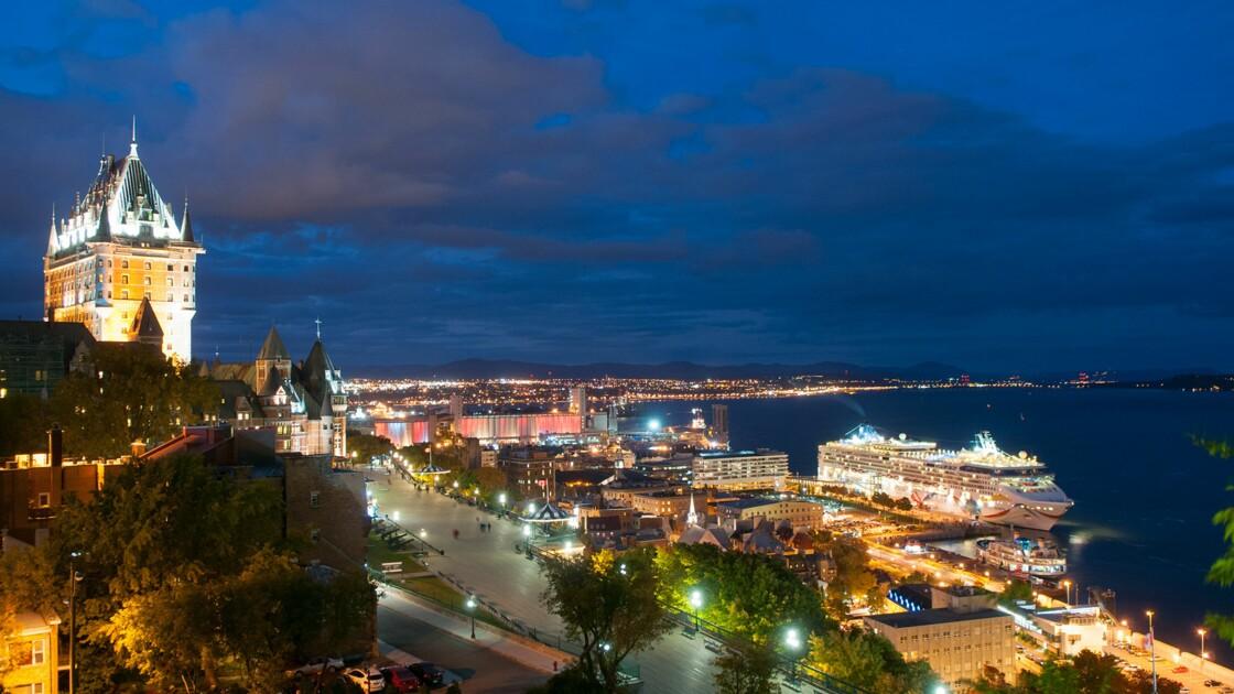 Ville de Québec, une autre culture au cœur de l'Amérique