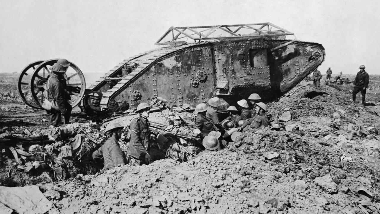 10 choses que vous ne saviez pas sur les chars de la Grande Guerre