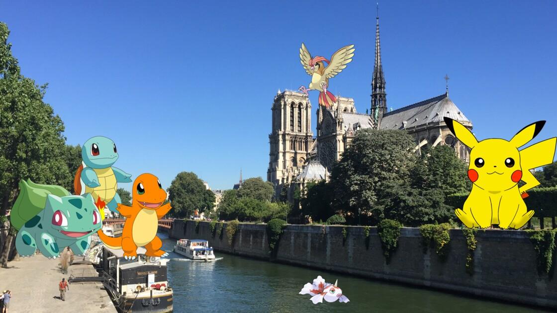 Pokémon Go, le jeu qui vous fait voir le monde autrement