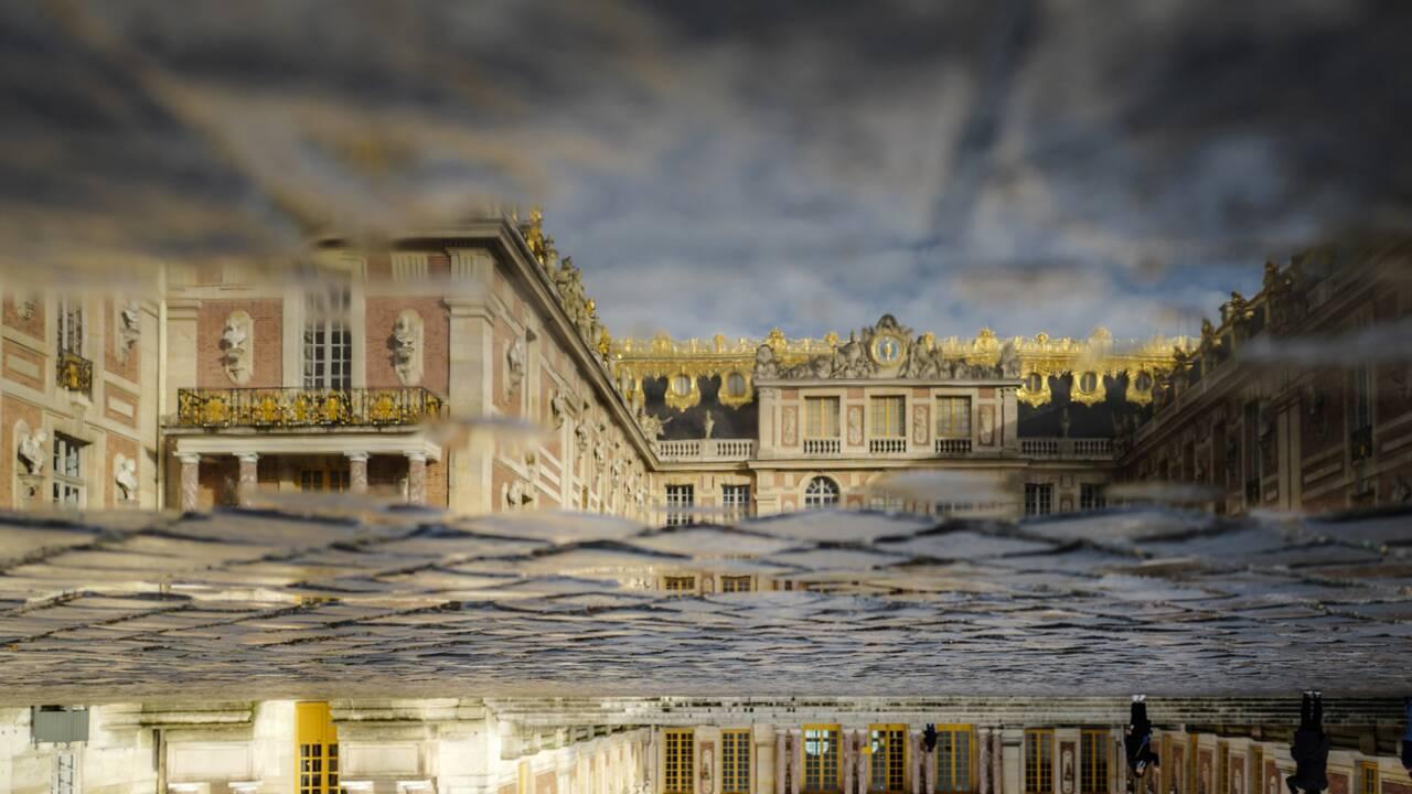 Au château de Versailles, un maître des illusions