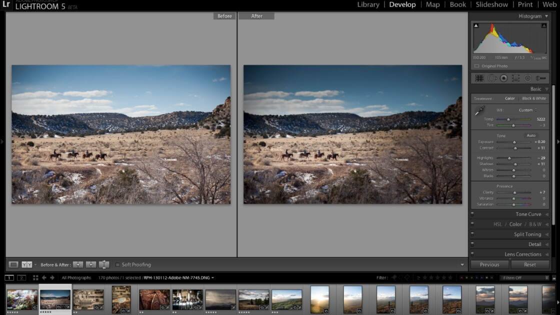 Comprendre Lightroom