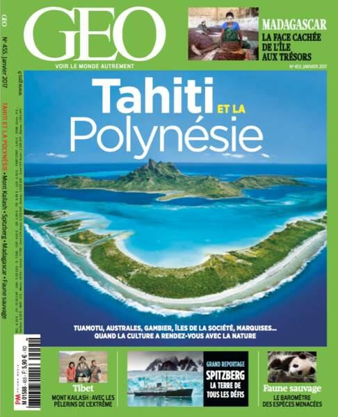 Retrouvez l'intégralité du reportage dans le magazine GEO n°455 (janvier 2017)