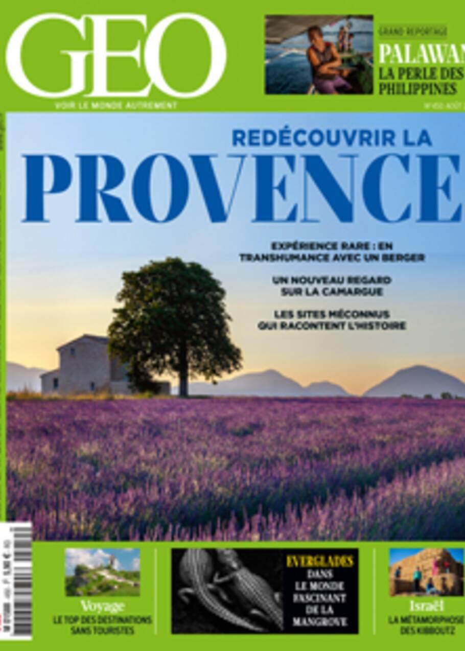 PHOTOS : Transhumance en Provence avec les nomades des estives