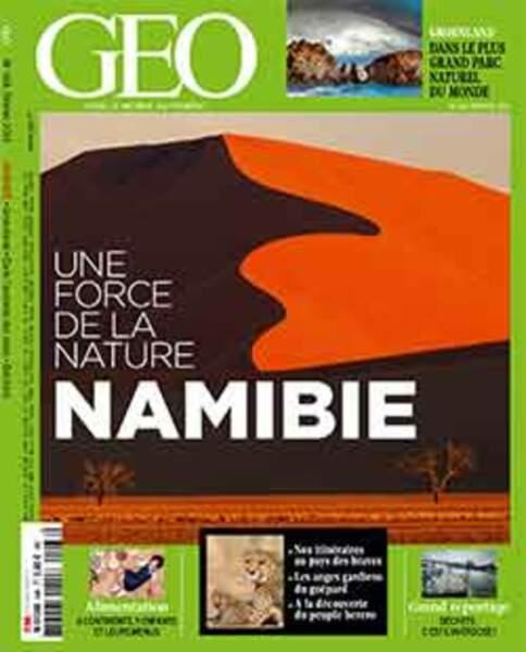 Retrouvez l'intégralité du reportage dans le magazine GEO n°468 (février 2018)