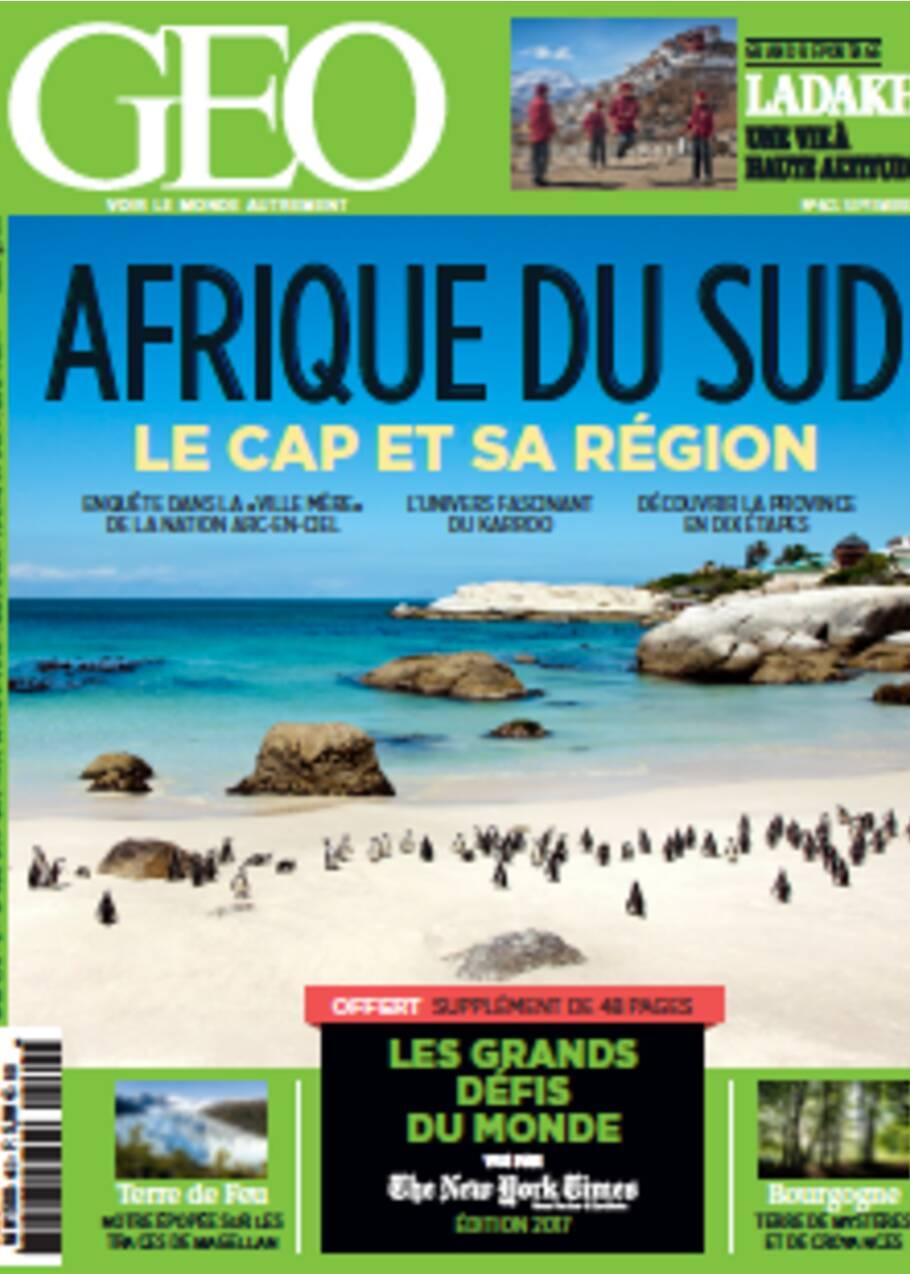 VIDÉO - Le Cap : le jour où notre photographe a vécu un grand moment d'humanité