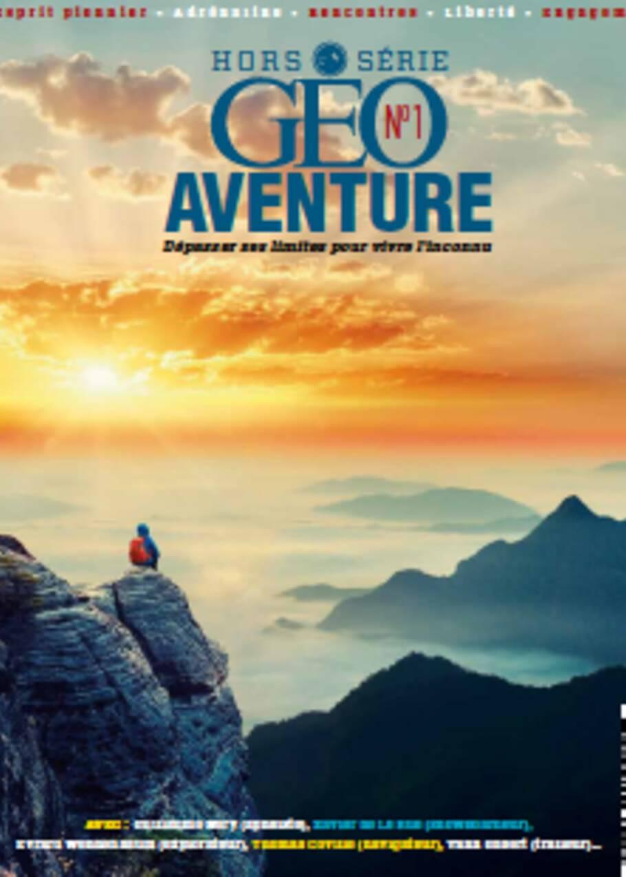 CONCOURS - GEO Aventure vous offre 3 000 euros