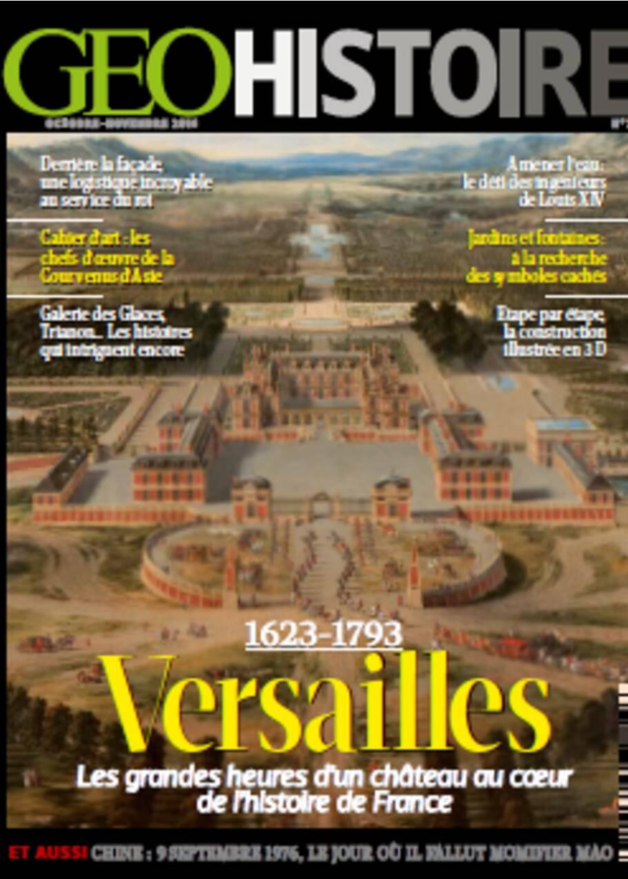 VIDÉO : Versailles vu du ciel