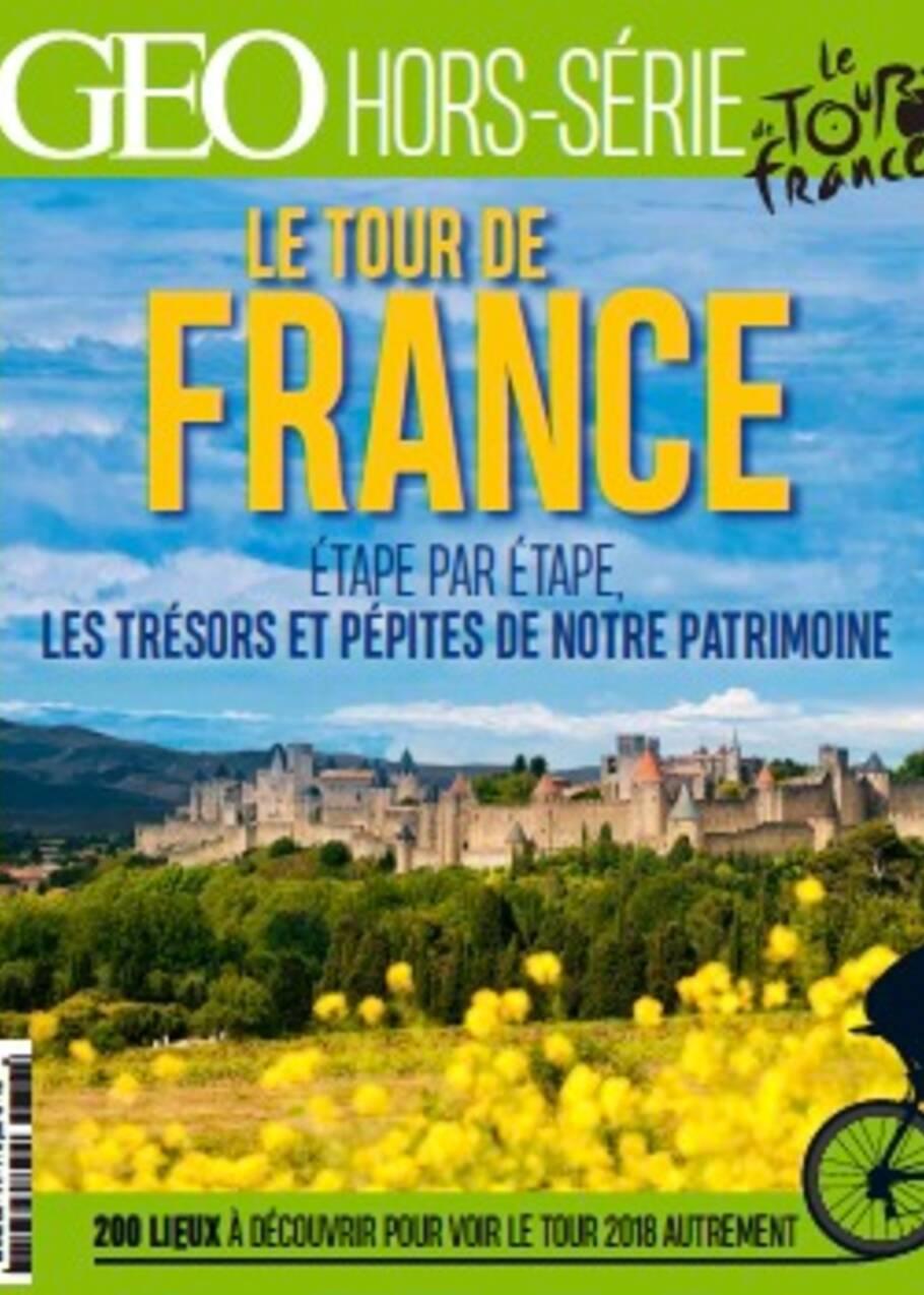 PHOTOS - Tour de France 2018 : GEO fait étape dans les Cévennes
