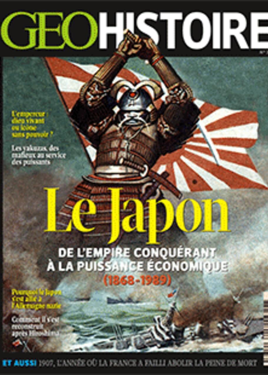 Le Japon sous la tutelle américaine
