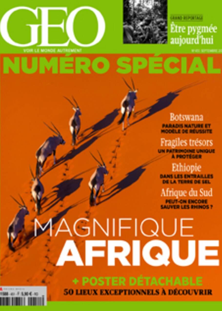 PLAYLIST : Africa Rocks !