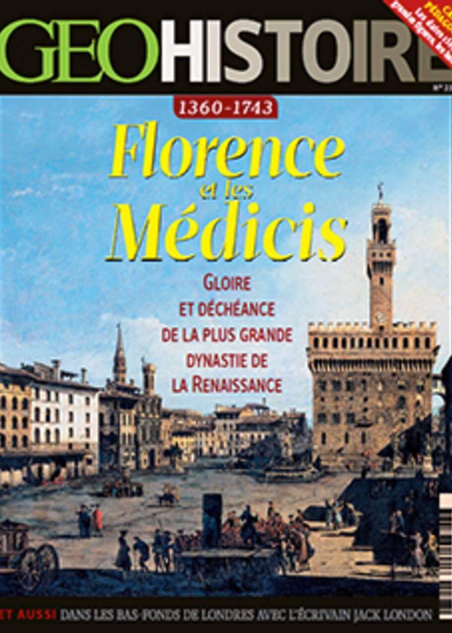 Florence et les Médicis : quatre siècles d'histoire toscane