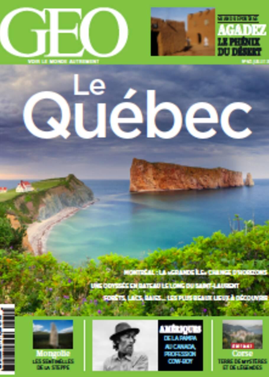 VIDÉO - Québec : cap sur Anticosti, la perle du Saint-Laurent