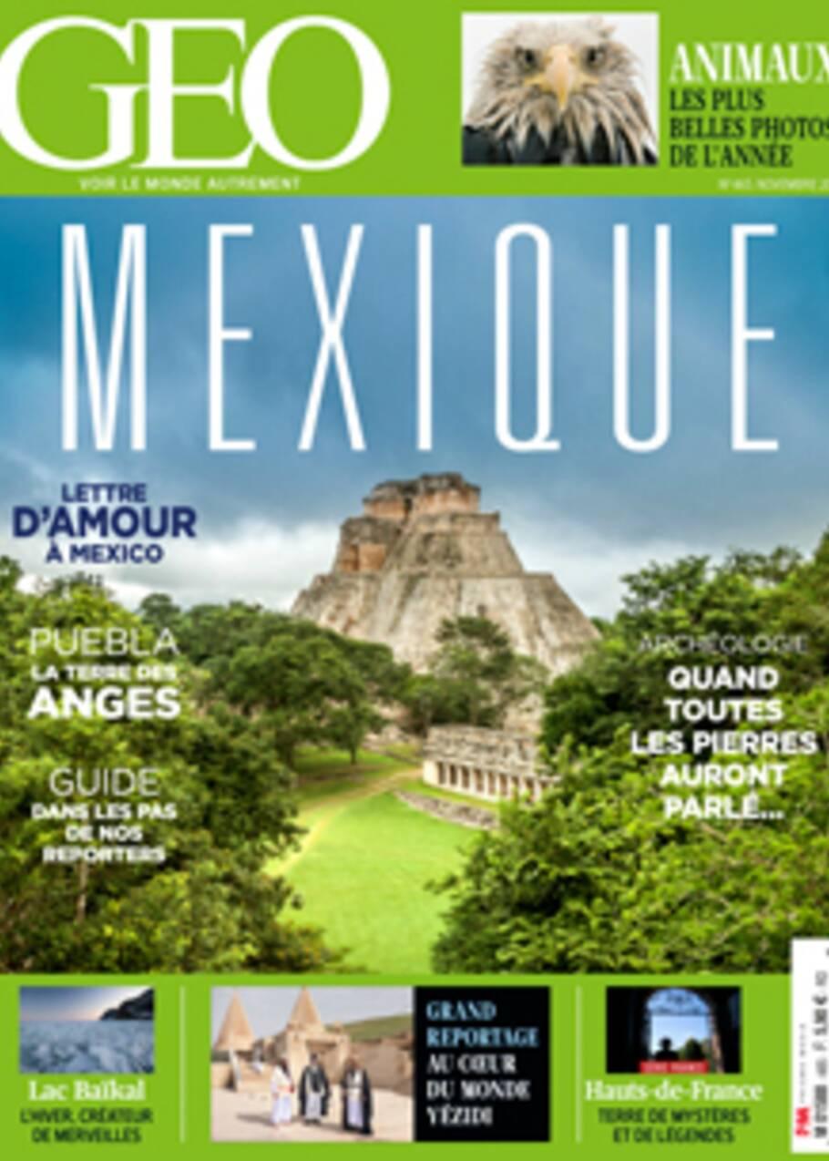 Mexique : au-dessous du volcan avec les anges de Puebla