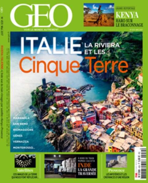 Retrouvez l'intégralité du reportage dans le magazine GEO n°459 (mai 2017)