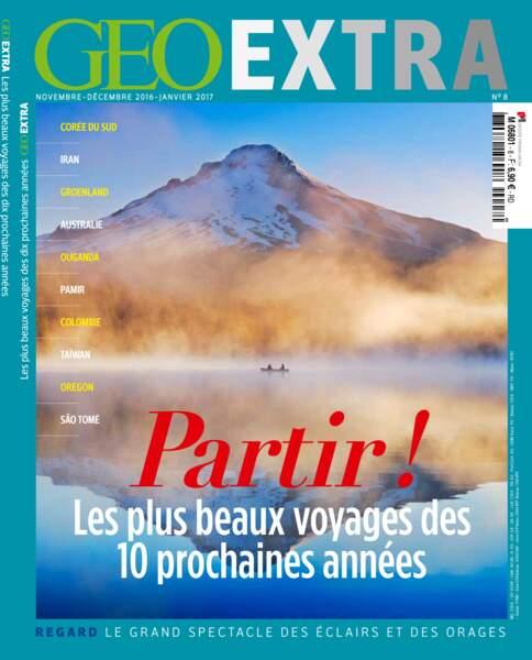 Retrouvez l'intégralité du reportage dans le magazine GEO EXTRA n°8 (novembre-décembre 2016-janvier 2017)