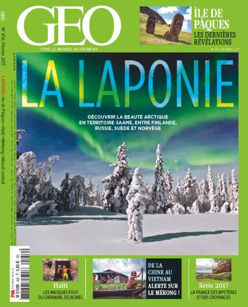 Retrouvez l'intégralité du reportage dans le magazine GEO n°456 (février 2017).