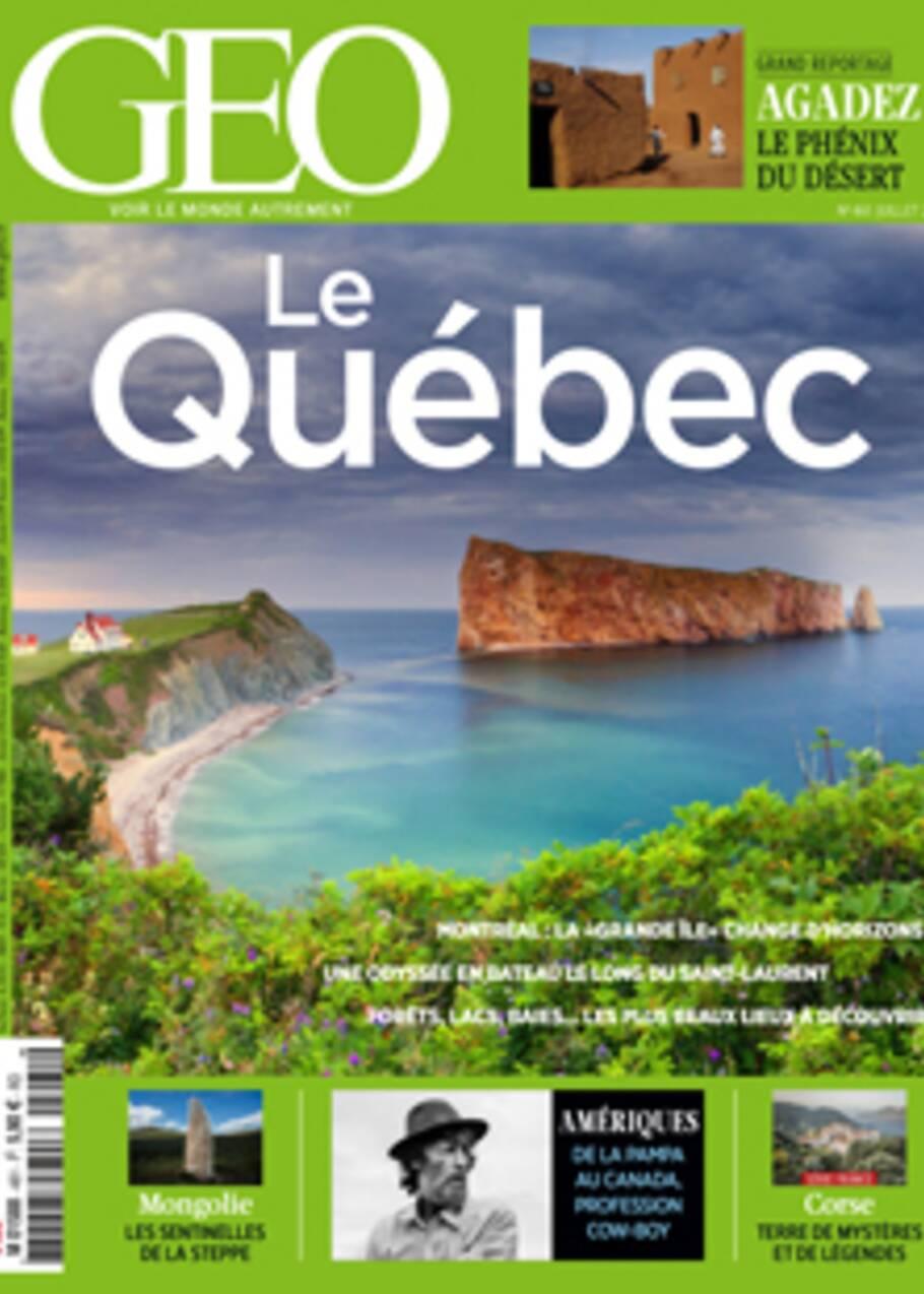 Québec : Anticosti, l'île de la tentation pour l'or noir
