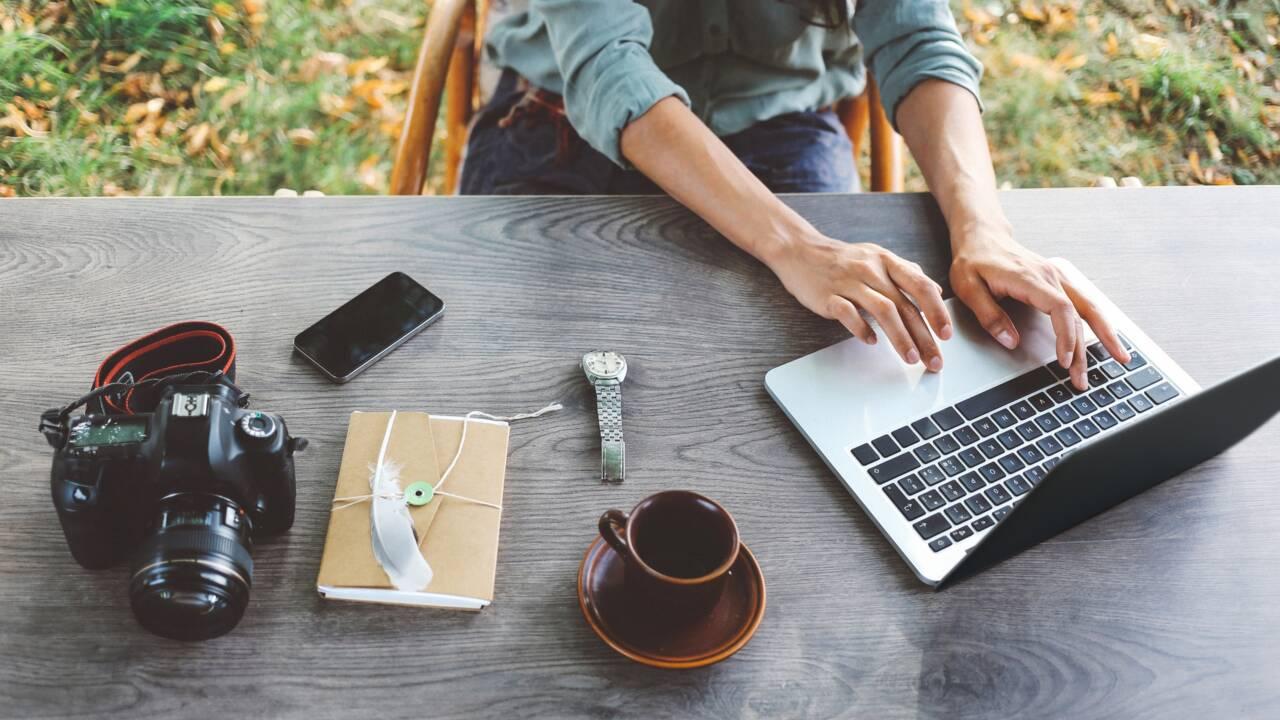 Créer un blog photo