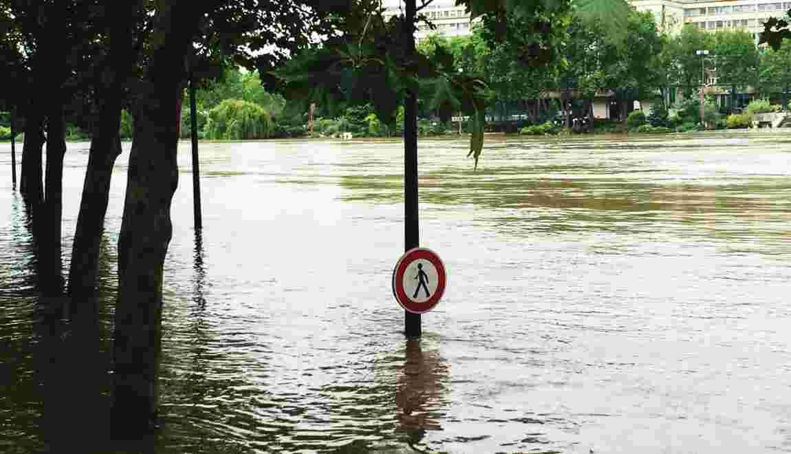 Climat: le réchauffement altère les crues des rivières en Europe