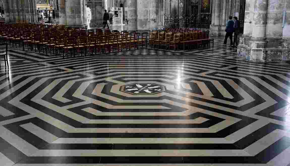 Mystères et croyances des Hauts-de-France : la croisade de la cathédrale d'Amiens