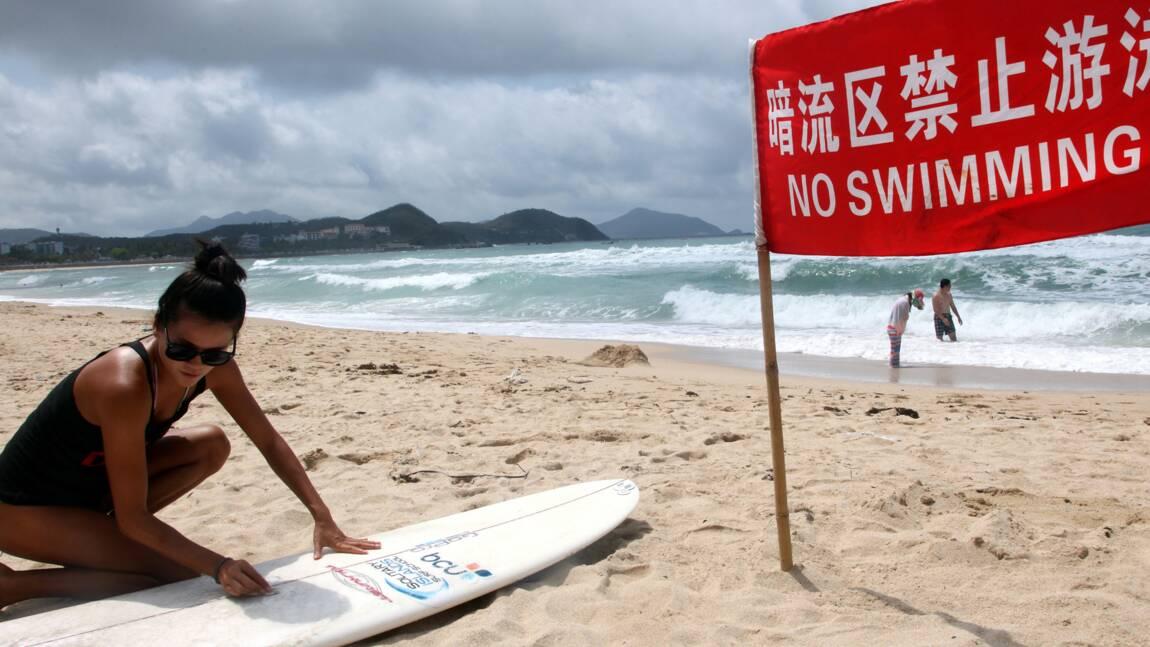 A la rencontre des nouveaux surfeurs chinois