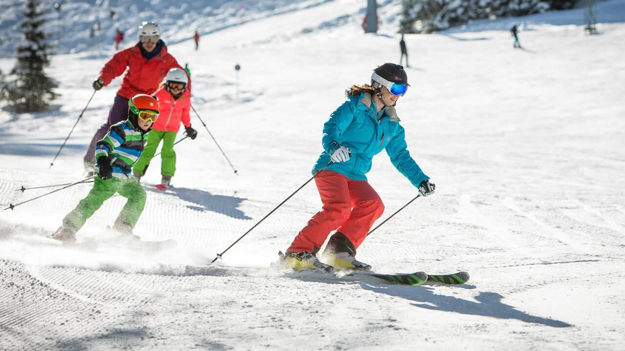 Bregenzerwald et Brandnertal, les sports d'hiver en version art de vivre.