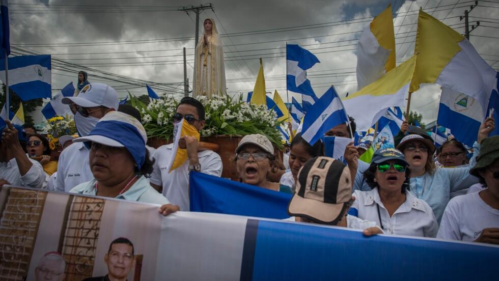 Crise au Nicaragua : notre photographe témoigne