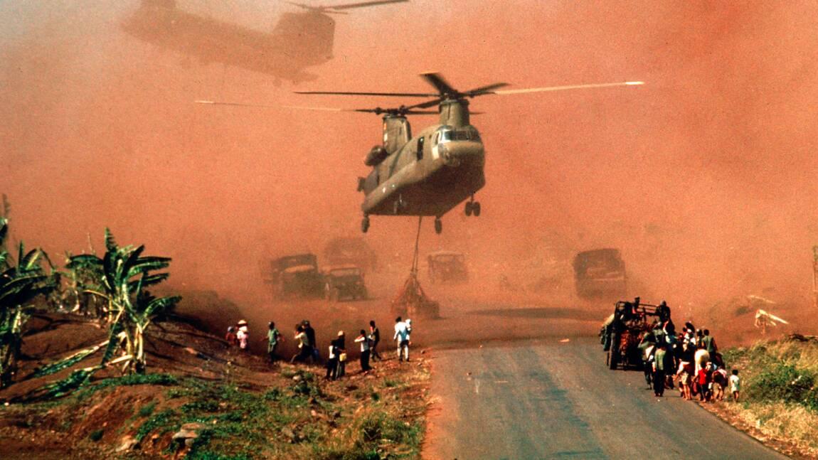 "Guerre du Vietnam : petite anthologie du ""Nam speak"""