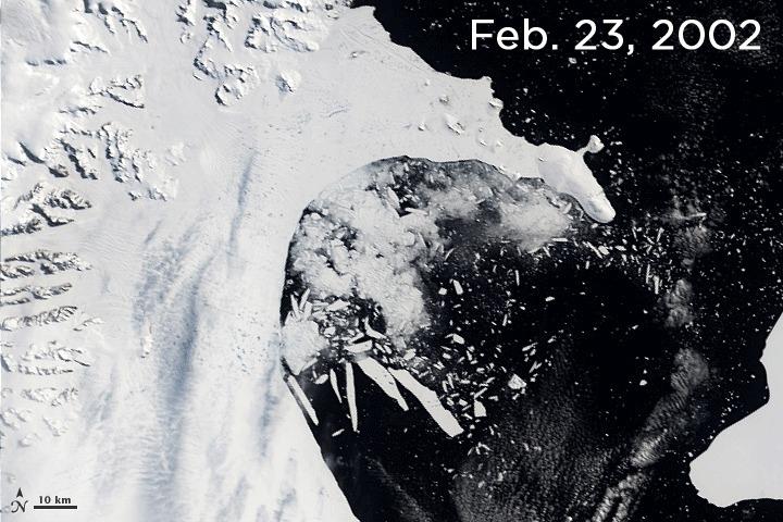 Antarctique : le continent blanc face au réchauffement climatique